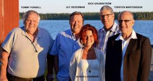 Dick Grubbströms kvartett