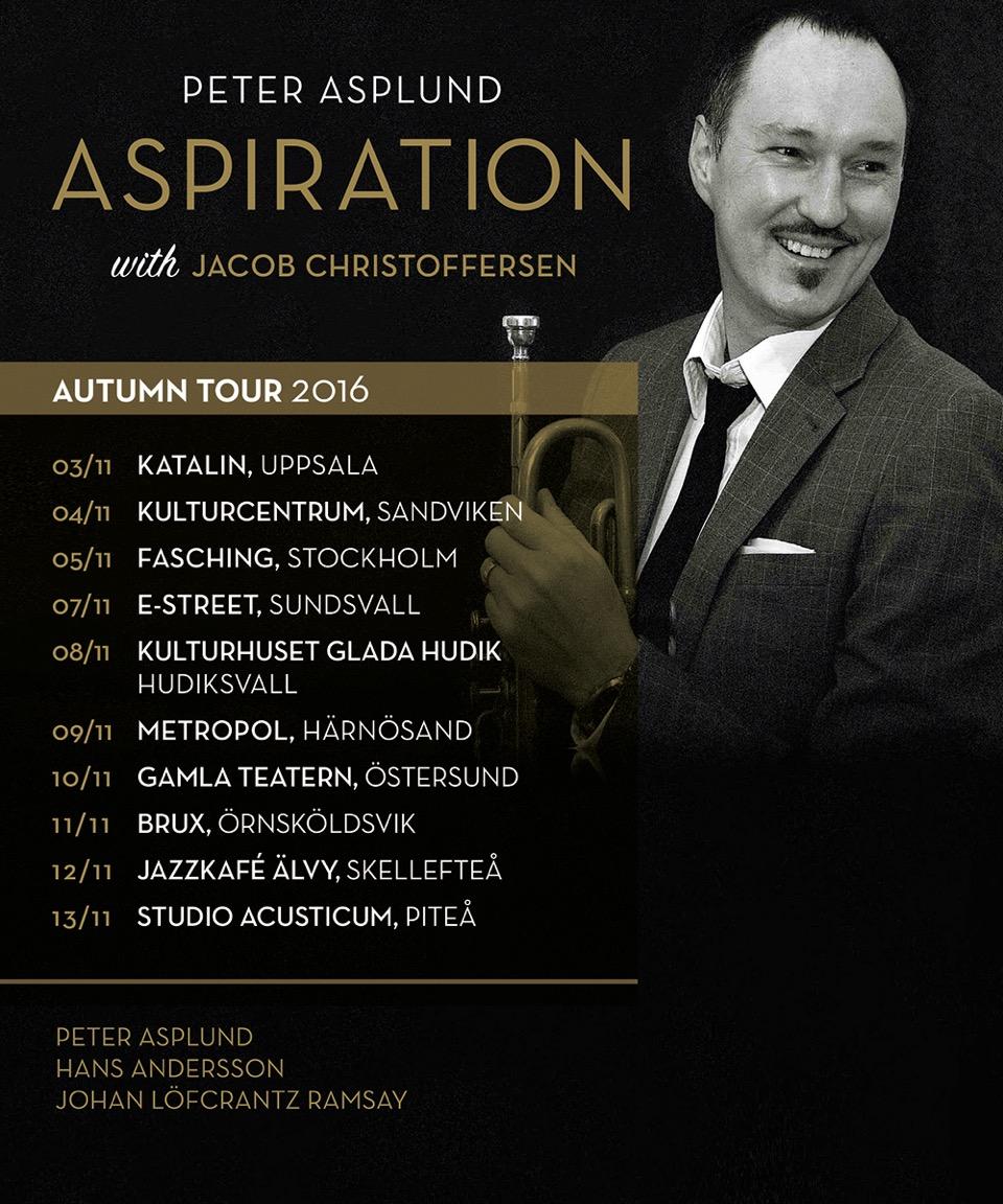 Peter Asplund Aspiration